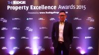 Victor Lim - 1 The Edge Property Excellence Awards 2015